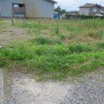 柿崎旧国道沿売土地